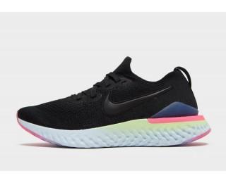 Яркие расцветки Nike Epic React Flyknit 2