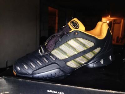 Adidas Clima Tennis Blue '99 син.