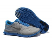 Nike Free 4.0 V2 сер/гол.