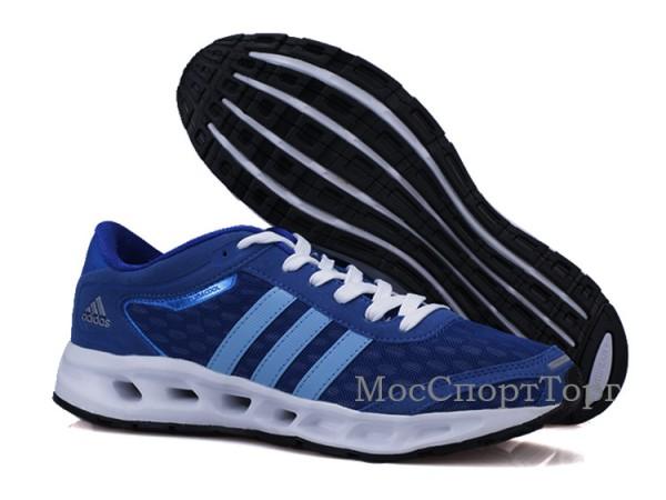 Adidas Solution Climacool син/бел. - дисконт цена
