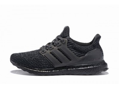 Adidas UltraBoost 3.0 чёр
