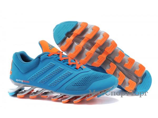 Adidas Springblade Drive-2 гол/оранж.  - дисконт цена