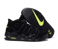 Nike Air Max More Uptempo чёр.