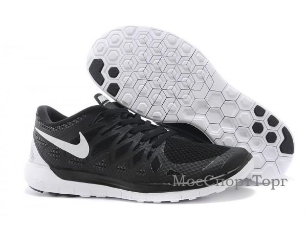 Nike Free 5.0+ v2 чёр. - дисконт цена