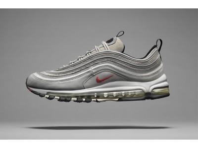 Nike Air Max 97 серебро