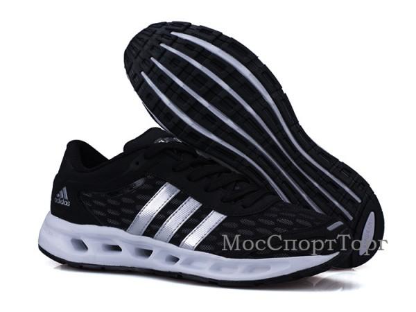 Adidas Solution Climacool чёр/бел. - дисконт цена