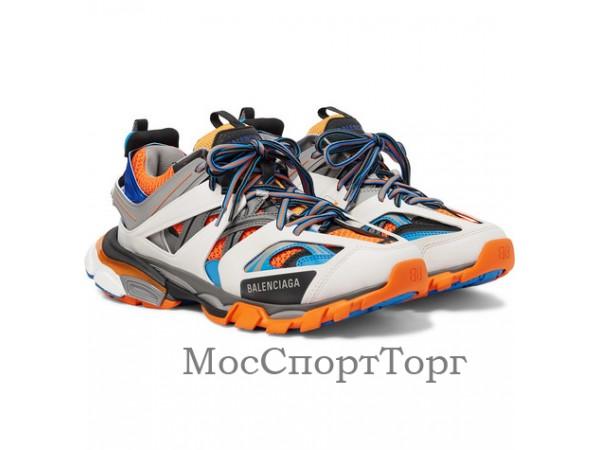 Balenciaga (Баленсиага) Track Orange Blue