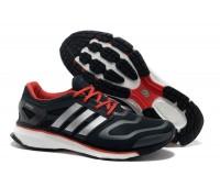 Adidas Energy Boost чёр/крас