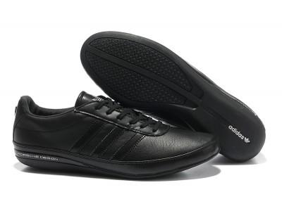 Adidas Porsche Design S3 Премиальная кожа чёр.