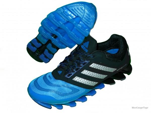 Adidas Springblade Drive-2 Tech чёр-син.  - дисконт цена