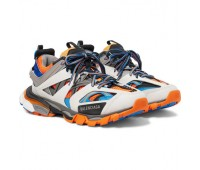 Balenciaga Track Orange Blue