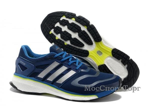 Adidas Energy Boost син/жёлт  - дисконт цена