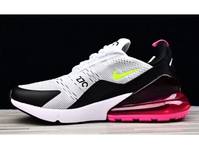 Nike Air Max 270 бел-пинк