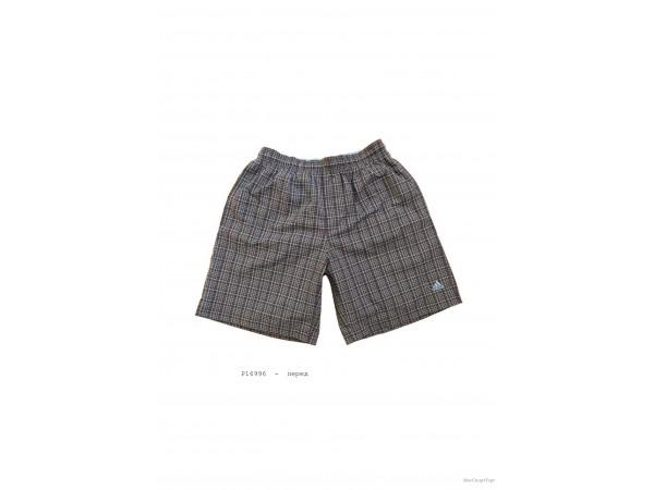 Шорты Adidas клетка арт. P16996 - дисконт цена