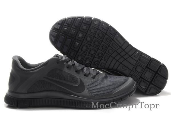 Nike Free Stripe 4.0 V3 сер. - дисконт цена