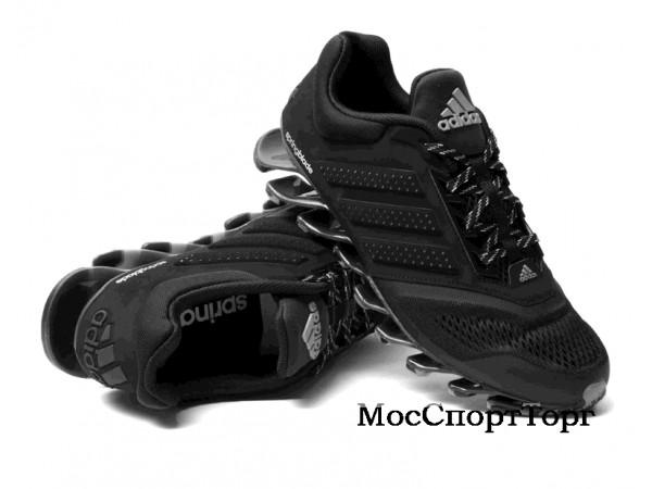 Adidas Springblade Drive-2 чёр.  - дисконт цена