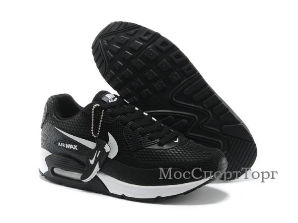 Nike Air Max 90 TPU чёр. - дисконт цена