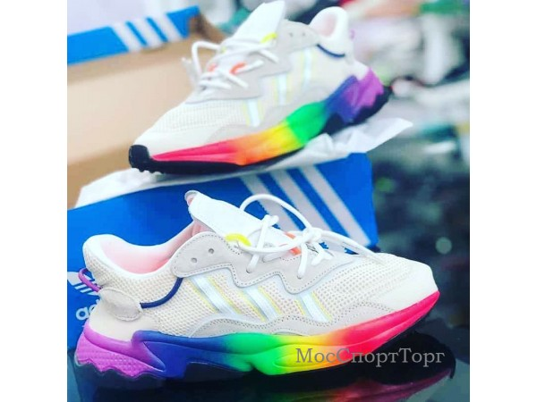 Adidas Ozweego LGBT Pride  - дисконт цена