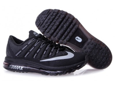 Nike Air Max 2016 чёр.