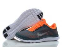 Nike Free 3.0 V5 сер/оранж.