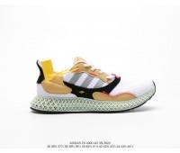 Adidas Consortium ZX 4000 4D бел-золото