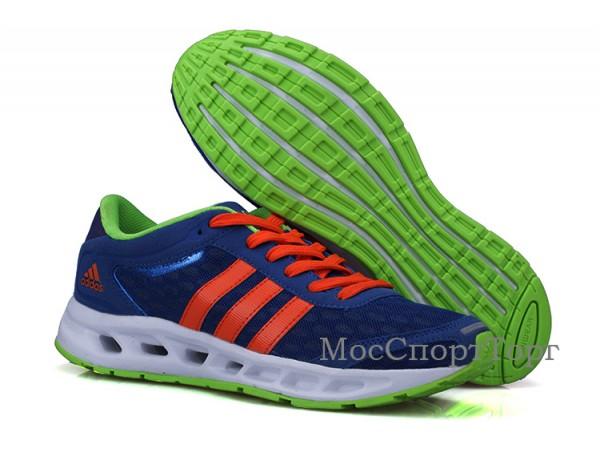 Adidas Solution Climacool радуга  - дисконт цена