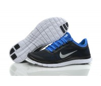 Nike Free 3.0 V5 чёр/син.