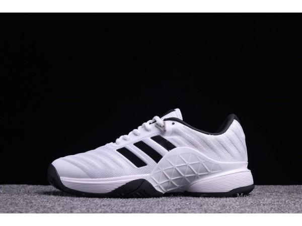 Adidas Barricade 2018 Boost бел  - дисконт цена