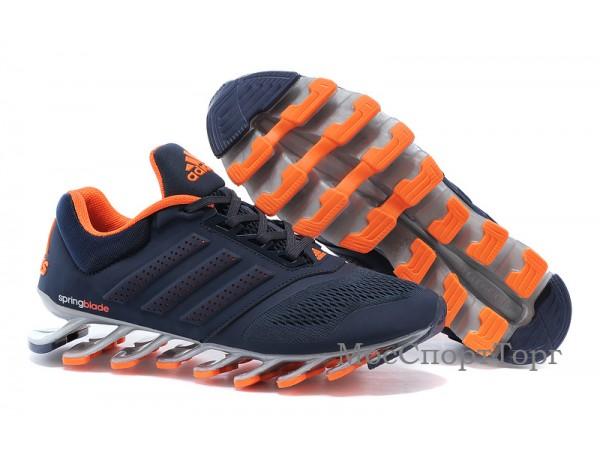 Adidas Springblade Drive-2 чёр/оранж.  - дисконт цена