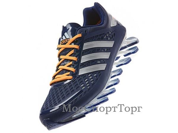 Adidas Springblade Razor син/оранж.  - дисконт цена