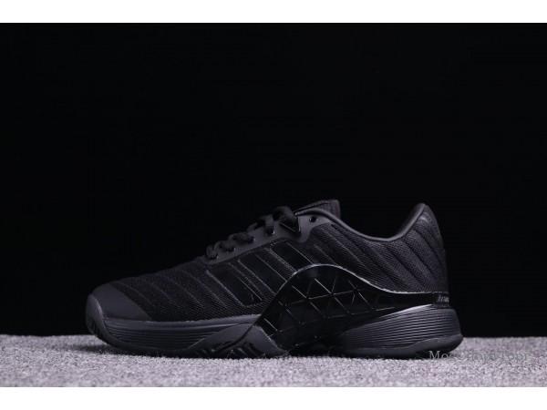 Adidas Barricade 2018 Boost чёр  - дисконт цена