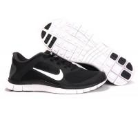 Nike Free Stripe 4.0 V3 чёр/бел.