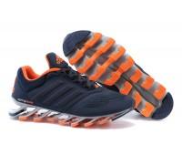 Adidas Springblade Drive-2 чёр/оранж.