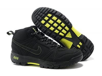 Nike ACG Rongbuk нубук чёр.