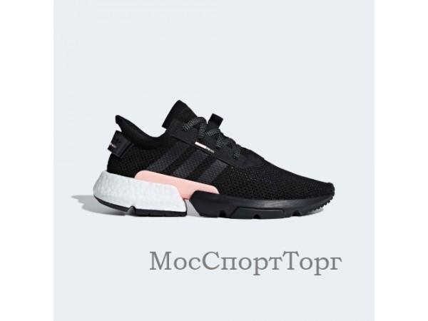 Adidas POD-S3.1 black-pink  - дисконт цена