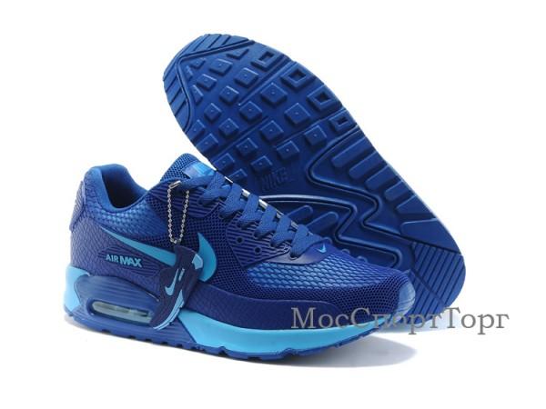Nike Air Max 90 TPU син. - дисконт цена